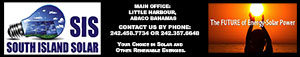 South Island Solar Banner Holding the Sun