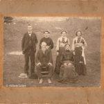 1800's Family Original