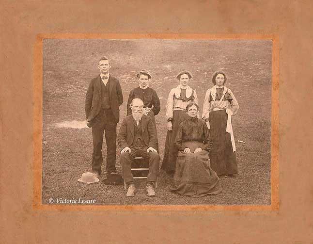 1800's Family Restored