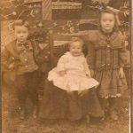 1908 Children Original