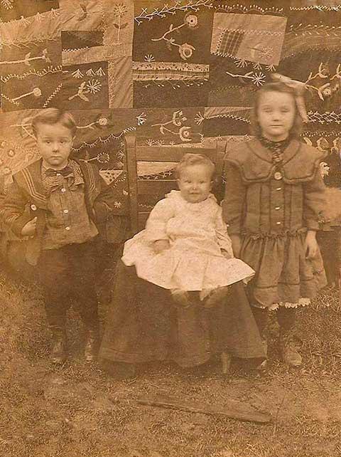 1908 Children Restored