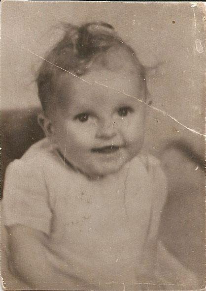 1940's Baby Orignal