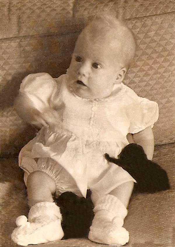 1960's Baby Restored