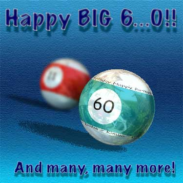 3-D Billiard Ball